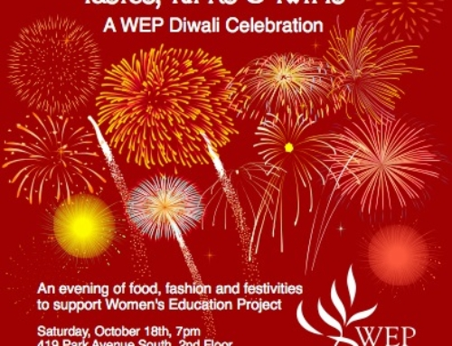 October 18 WEP will Celebrate!