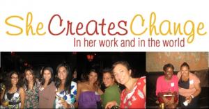 She Creates Change, New York, NY.