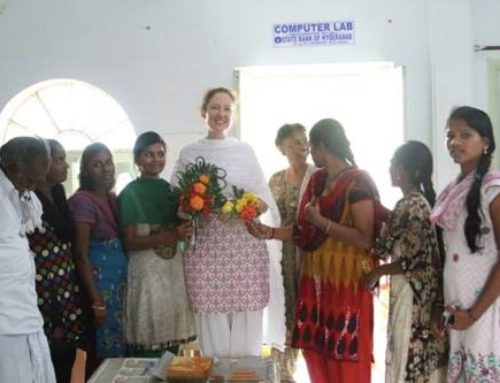WEP's Executive Director visits Hyderabad!