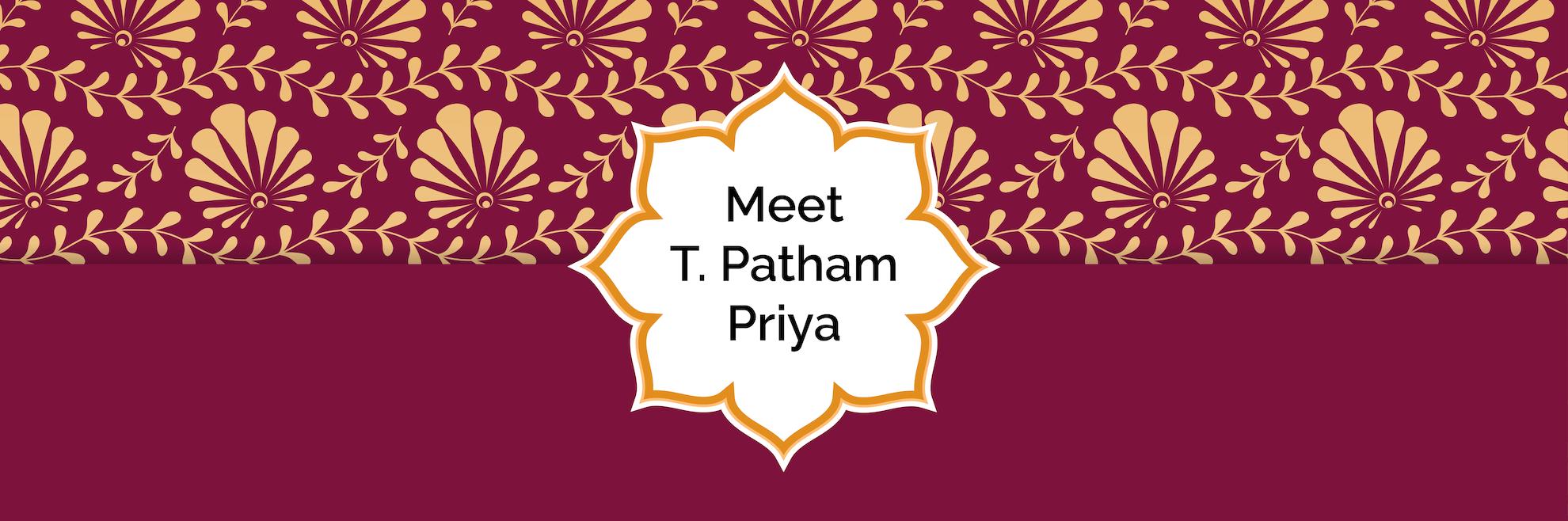 T. Patham Priya
